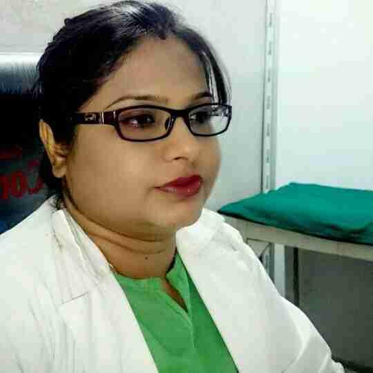 Dr. Simmi Kumari's profile on Curofy