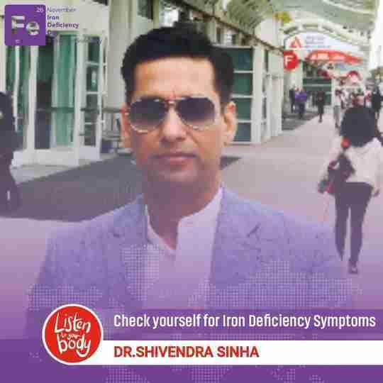 Dr. Shivendra Sinha's profile on Curofy