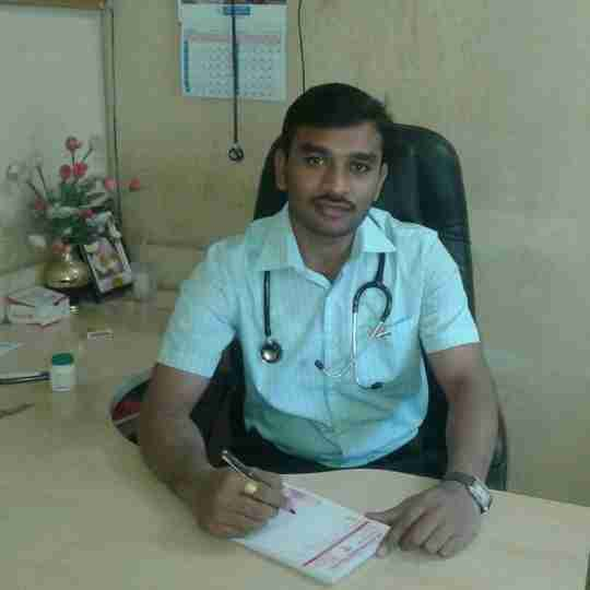 Dr. Deepak Gaikwad's profile on Curofy