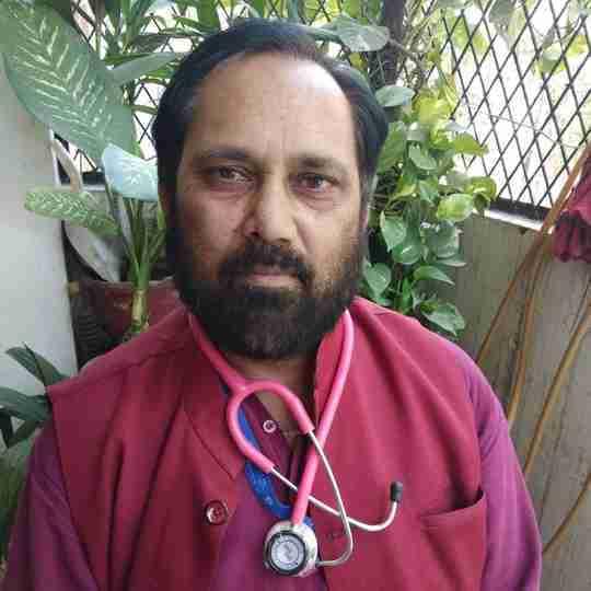 Dr. Jitendra Raghuvanshi's profile on Curofy