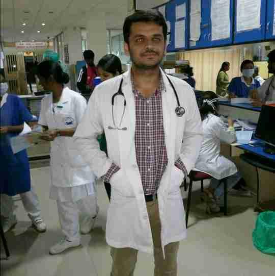 Dr. Vivek Kumar Singh's profile on Curofy
