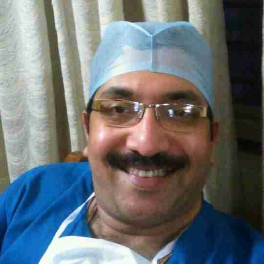 Dr. Rohan Shetty's profile on Curofy