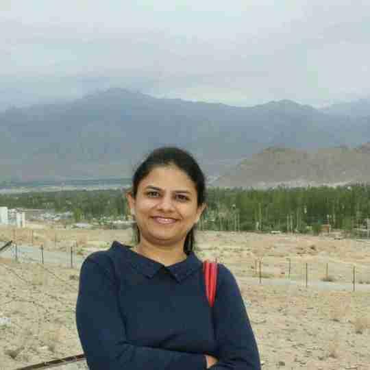 Dr. Archana Bansal's profile on Curofy