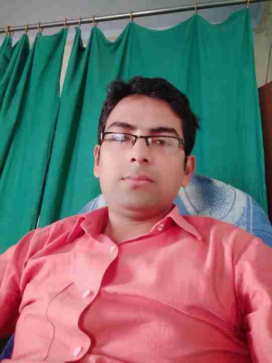 Dr. Ravi Prakash Verma's profile on Curofy