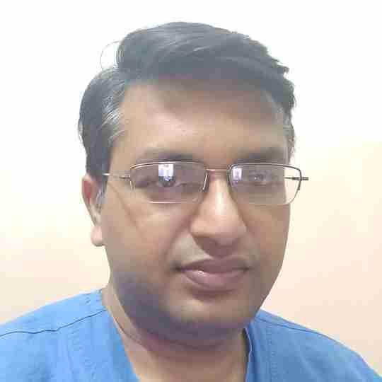Dr. Raman Goyal's profile on Curofy