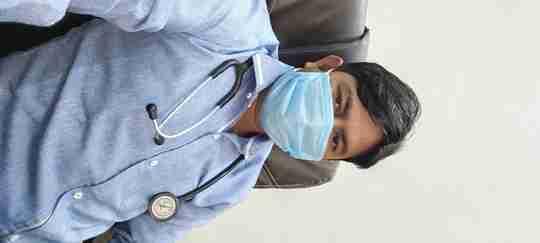 Dr. Nusratullah Khan's profile on Curofy