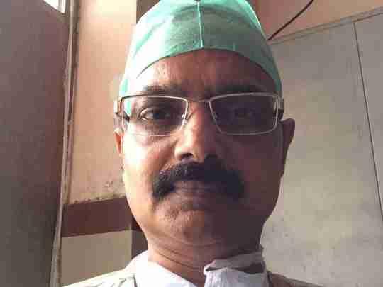 Dr. Batchu Vishnumahesh's profile on Curofy