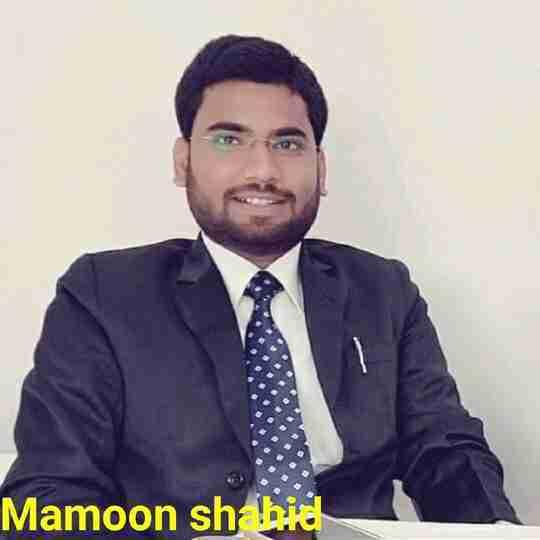 Mamoon Shahid's profile on Curofy