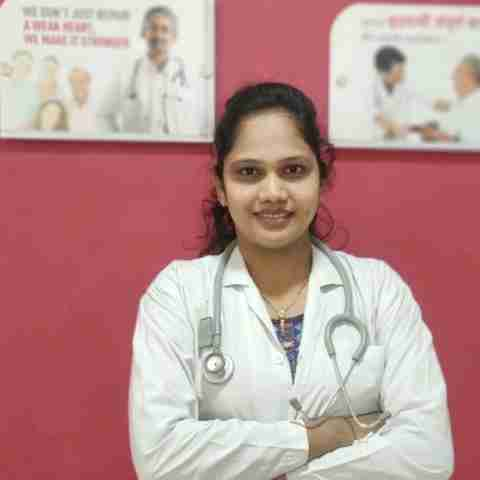 Dr. Ashwini Autade's profile on Curofy