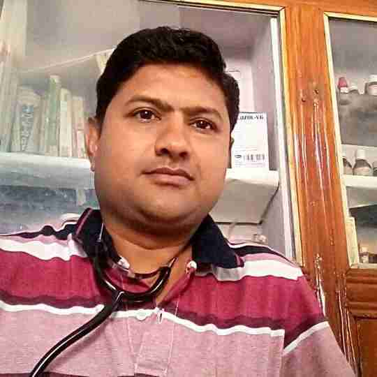 Dr. Chandrashekhar Tijare's profile on Curofy