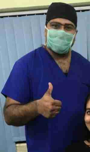 Dr. Himanshu Chauhan's profile on Curofy