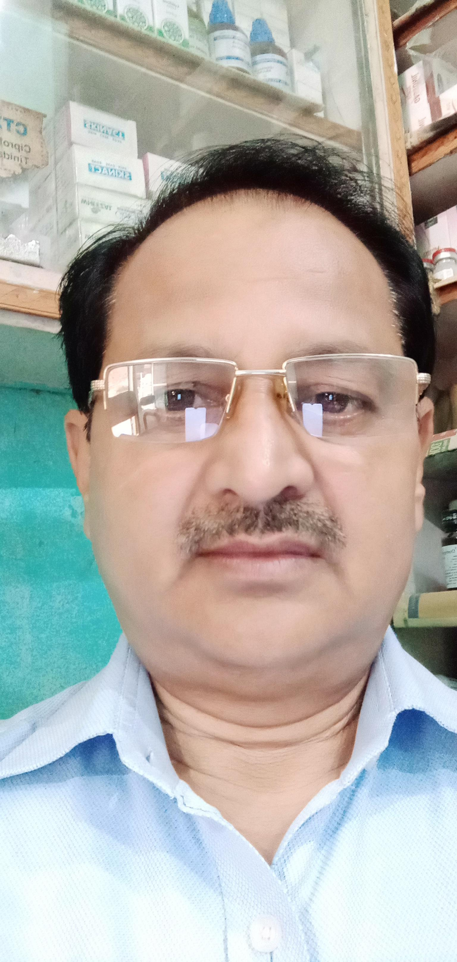 Dr. Rakesh Shishodia's profile on Curofy