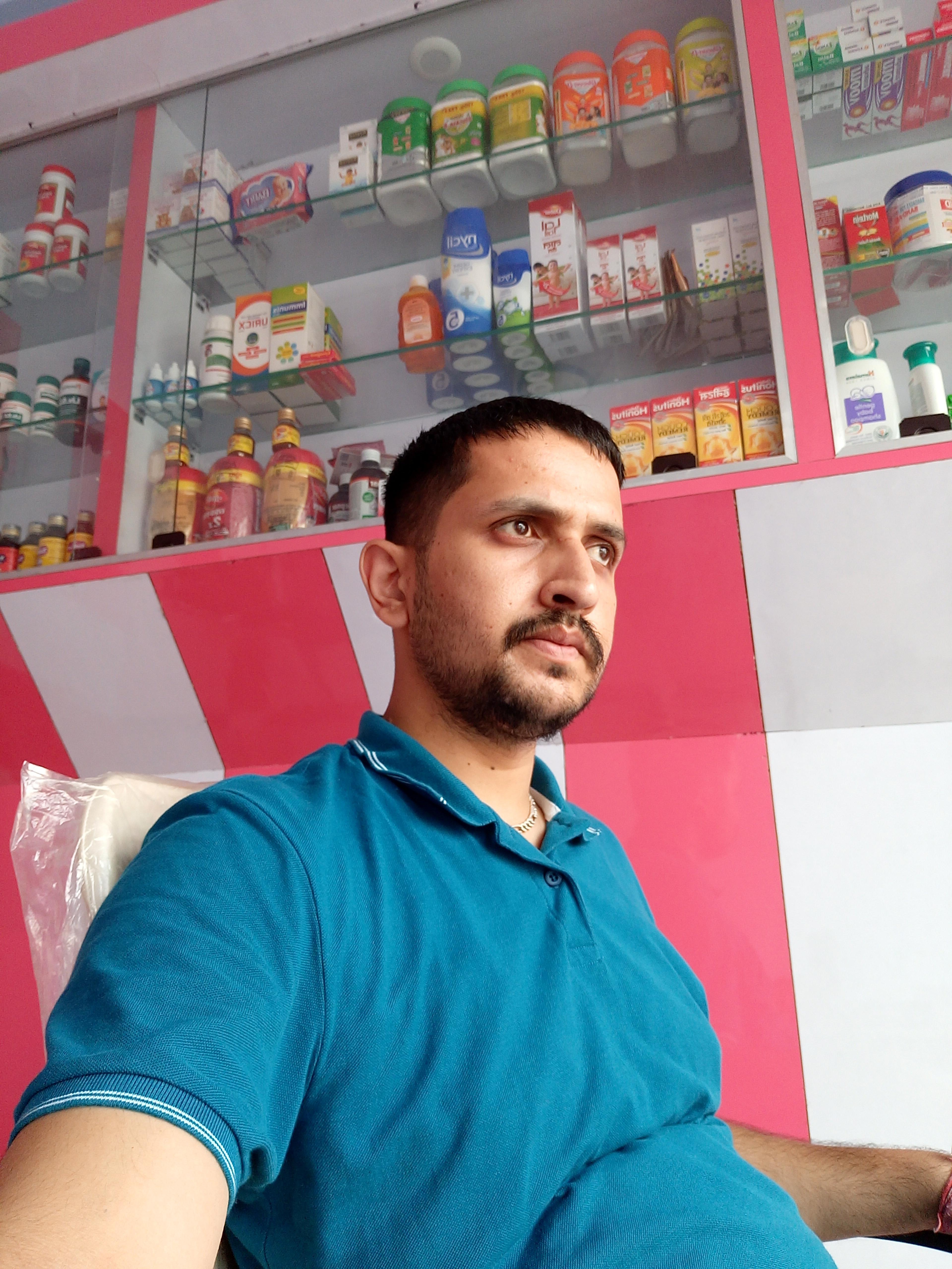 Dr. Naval Sharma
