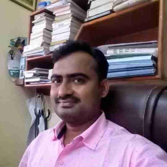 Dr. Santosh Kumbharkar's profile on Curofy