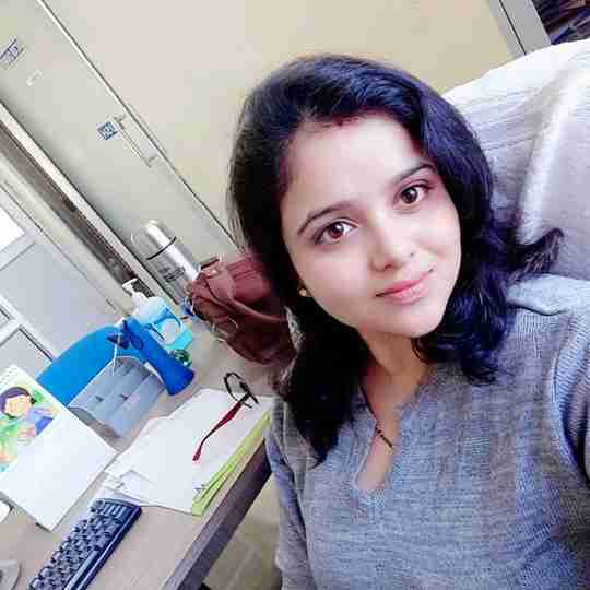 Dr. Ashnika Pawar's profile on Curofy
