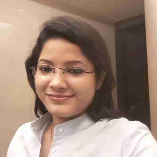 Dr. Rumela Ghosh's profile on Curofy