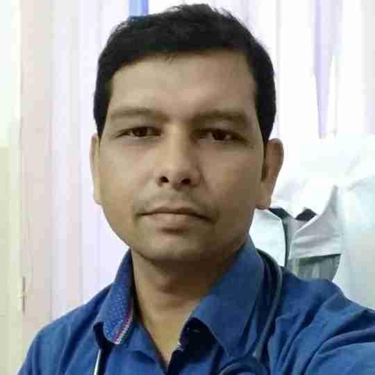 Dr. Budhadev Gomango's profile on Curofy