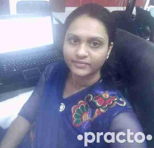 Dr. Sai Anusha Reddy's profile on Curofy