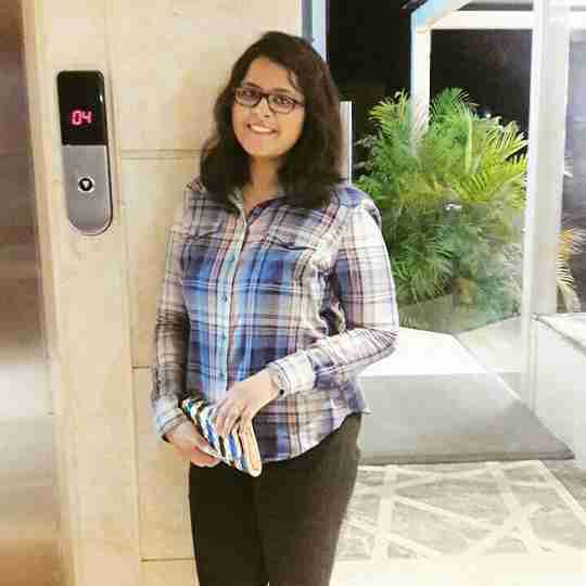 Ruchita Mondal's profile on Curofy