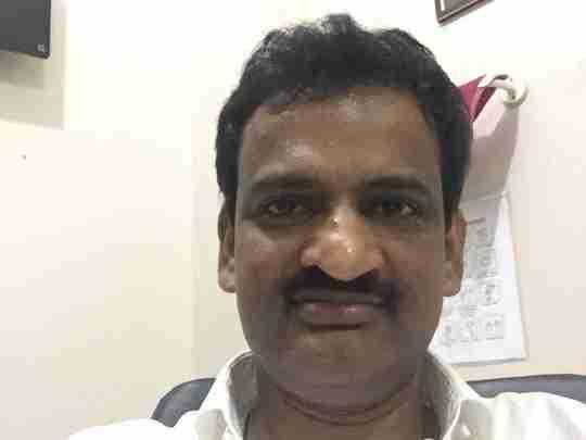 Dr. Veerabhadra Rao's profile on Curofy