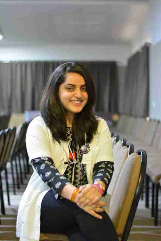 Ayushi Vazirani's profile on Curofy