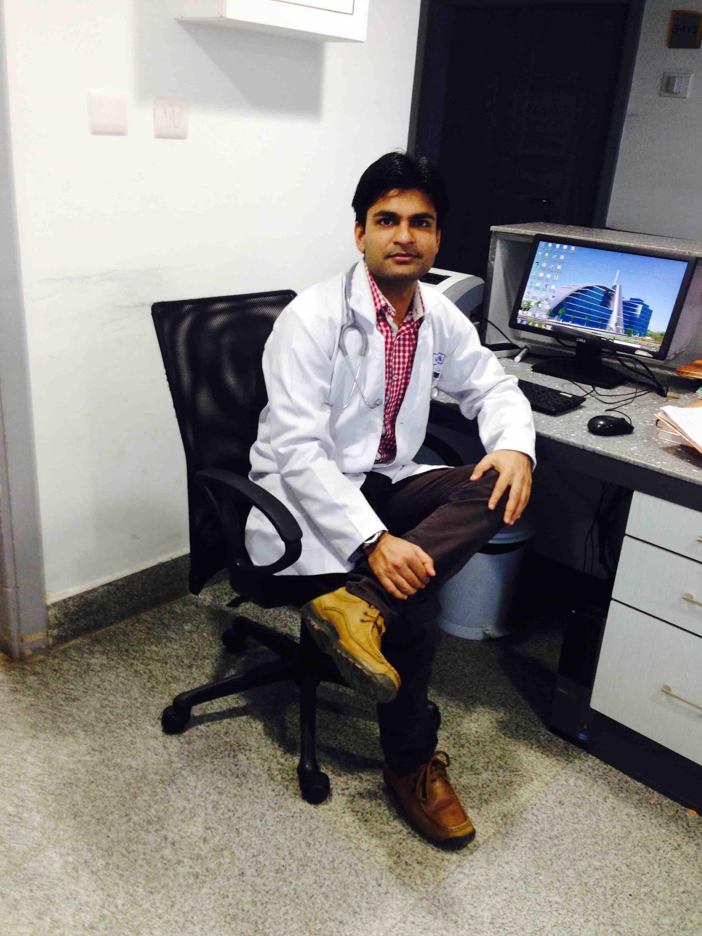 Dr. Bharat Agarwal
