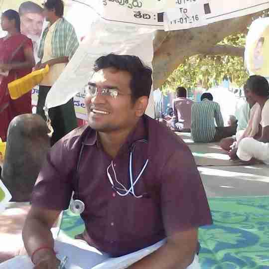 Dr. S B Vishnu Murthy's profile on Curofy