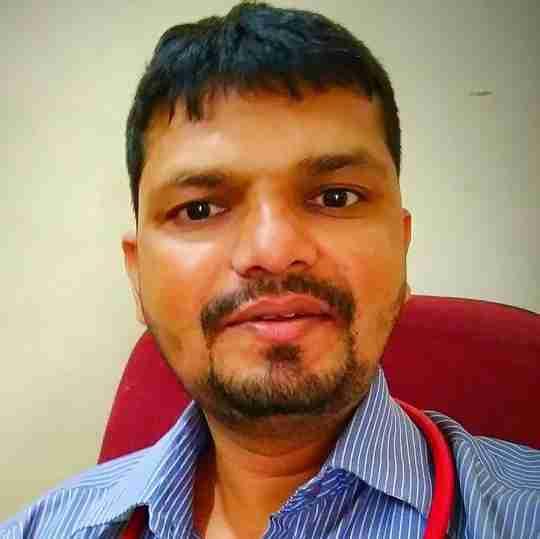 Dr. Gaffar Shaikh's profile on Curofy