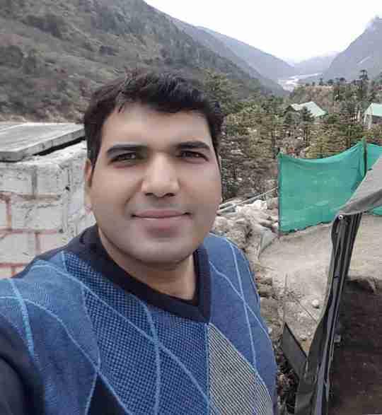 Dr. Santosh Mishra's profile on Curofy