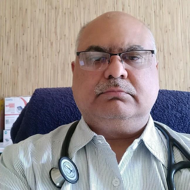 Dr. Pragnesh Jashvant Shah's profile on Curofy