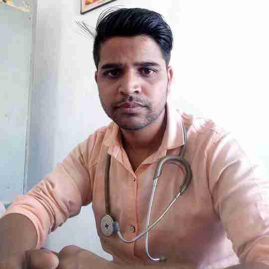 Dr. Jitendra Jhariya's profile on Curofy