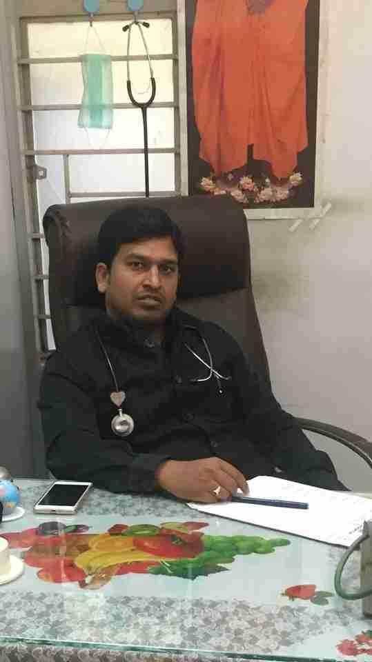 Dr. Sanjay Reddy's profile on Curofy