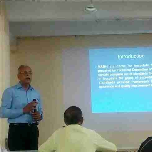 Dr. Vilas Lachake's profile on Curofy