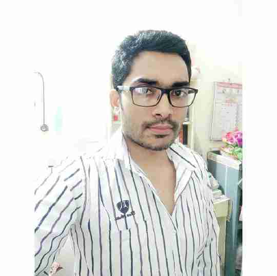 Dr. Rajesh Ahirwar's profile on Curofy