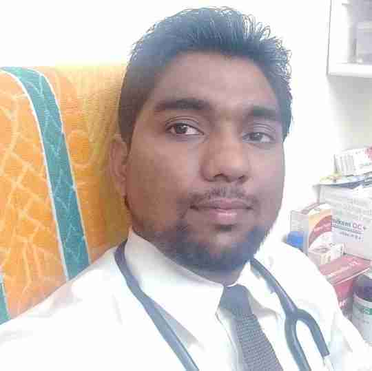 Dr. Ratnesh H Yadav's profile on Curofy