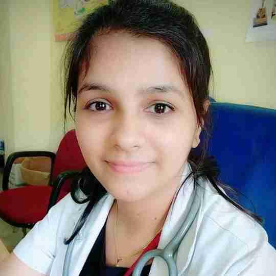 Dr. Anvita Chaubey's profile on Curofy