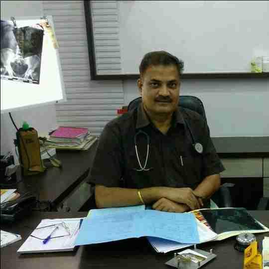 Dr. Ravindra Sonavane's profile on Curofy