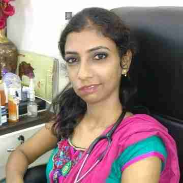 Dr. Varsha Dhage's profile on Curofy