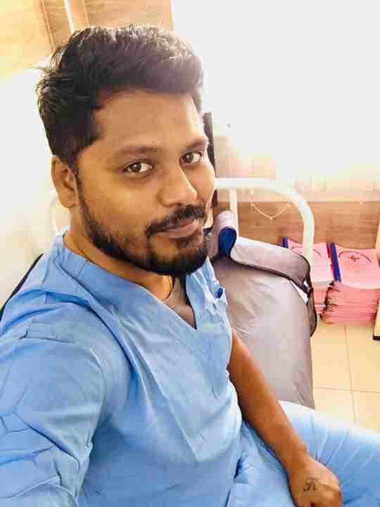 Dr. Karthik Pottapati's profile on Curofy