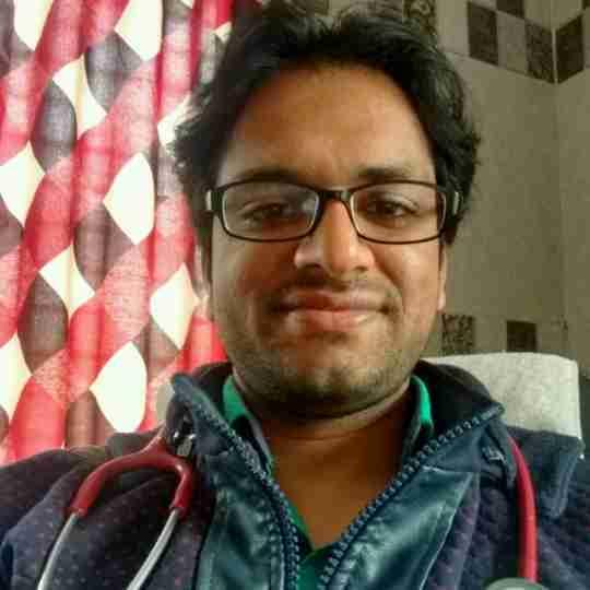 Dr. Mahesh Shinde's profile on Curofy