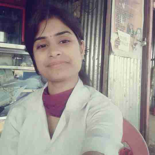 Pooja Tripathi's profile on Curofy