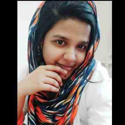 Shafeena Shajahan's profile on Curofy