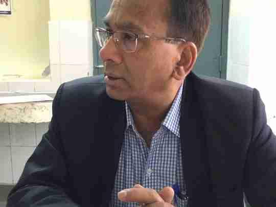 Dr. B.k Sharma's profile on Curofy