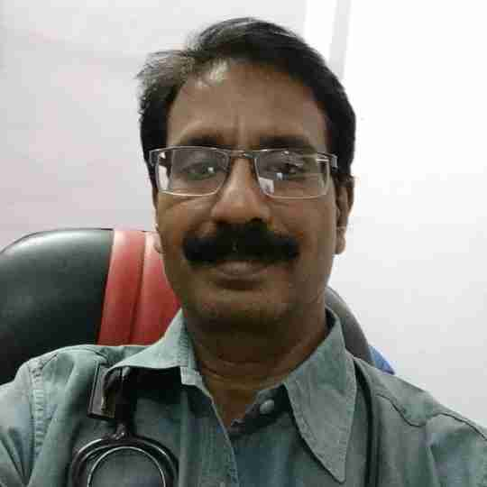 Dr. Jagdish Soni's profile on Curofy