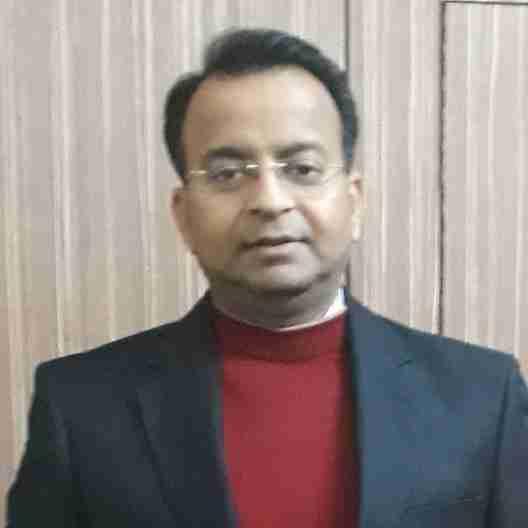 Dr. Yatendra Vaish's profile on Curofy
