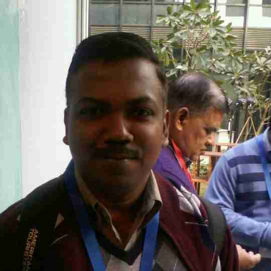 Dr. Valan Adimai Siromany's profile on Curofy