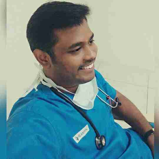 Dr. Mariappan Junior's profile on Curofy