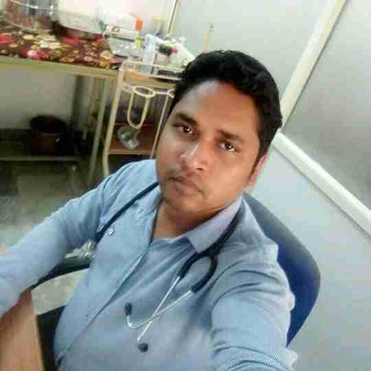 Dr. Ashish Kumar Katara's profile on Curofy