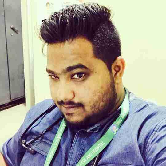 Dr. Aparajeet Kar's profile on Curofy