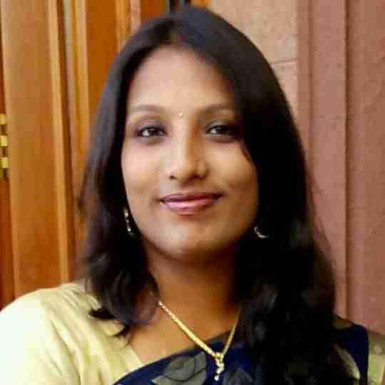 Dr. Chaithra H.N's profile on Curofy